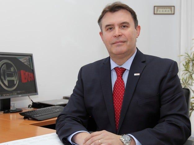 """Роберт Бош"" с нов генерален директор за България и Румъния"