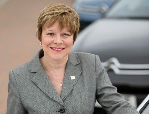 За първи път в историята на Citroen жена оглавява компанията