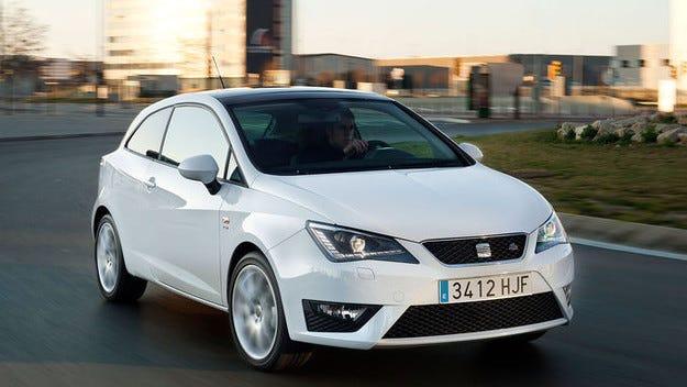 Нов мотор и нови характеристики за обновения  Seat Ibiza
