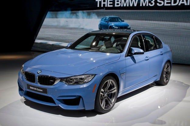 Четирицилиндрови двигатели за BMW М3 и М4