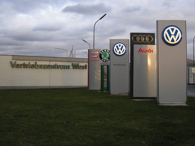 Продажбите на VW Group в Европа и Китай с 8% нагоре