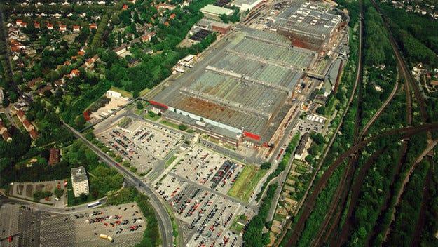 Закриват завода на Opel в Бохум в края на 2014 г.