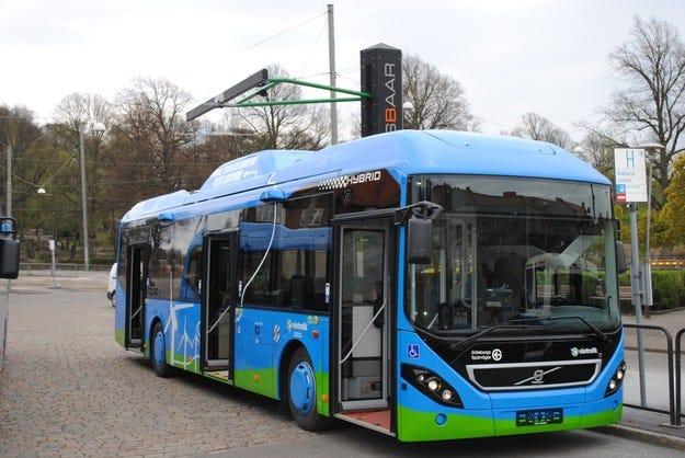 Volvo Group разработва авангарден проект