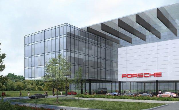 Porsche разработва бюджетен роудстър