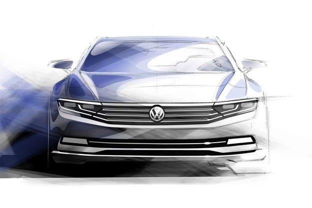 Новият Volkswagen Passat ще бъде показан по-рано