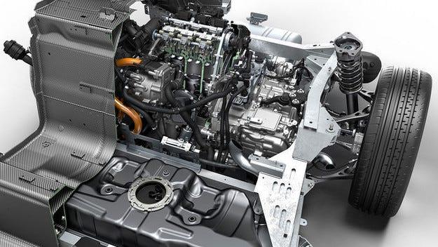 BMW ще внедри широко агрегатите с три цилиндъра