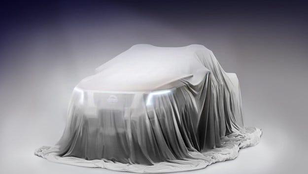 Nissan анонсира нов пикап в тайнственост