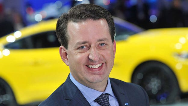 Джоел Пиасковски оглави дизайна във Ford Europe