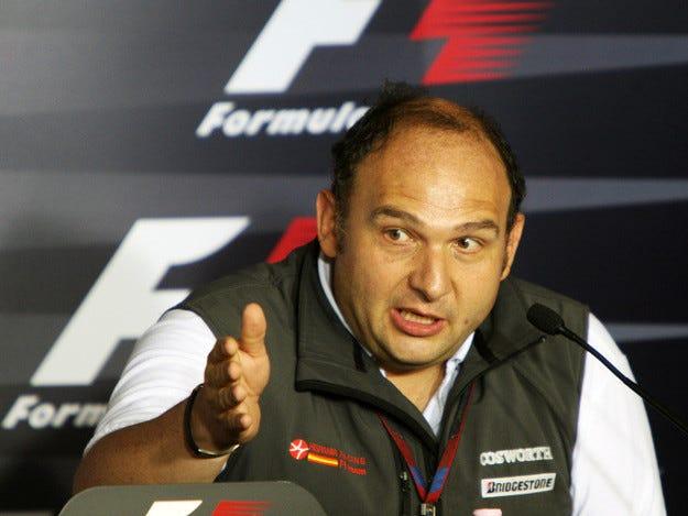 Румъния ще има отбор във Формула 1
