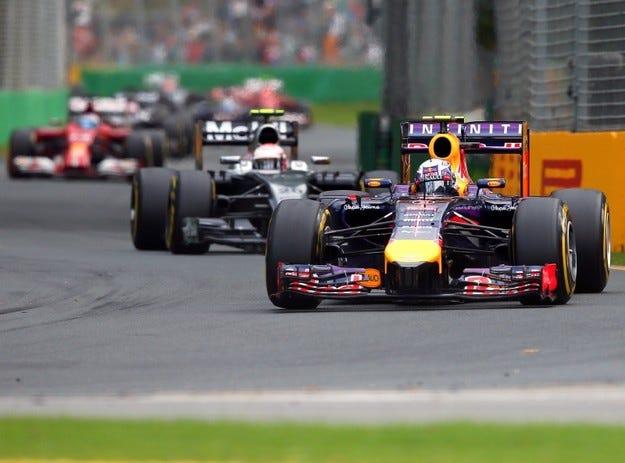 Заформя се пореден скандал около Red Bull