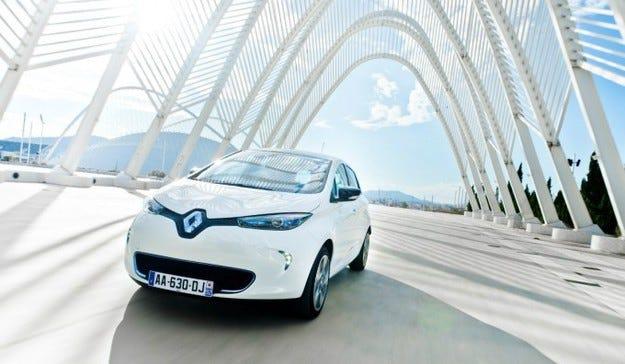 Renault намали емисиите на CO2 с 10% за три години