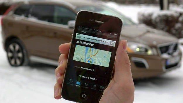 Volvo разширява възможностите на системата On Call