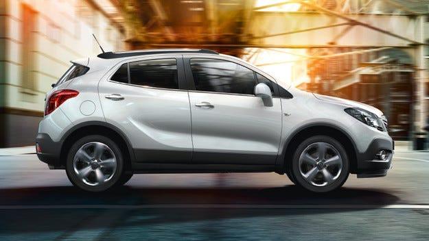 Успехът на Opel в Европа продължава