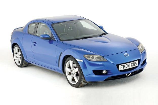 Премиера на Mazda RX-8 с роторен мотор през 2017 г.
