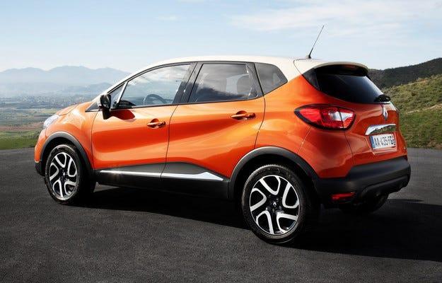"""Renault Captur вероятно ще получи """"напомпана"""" версия"""