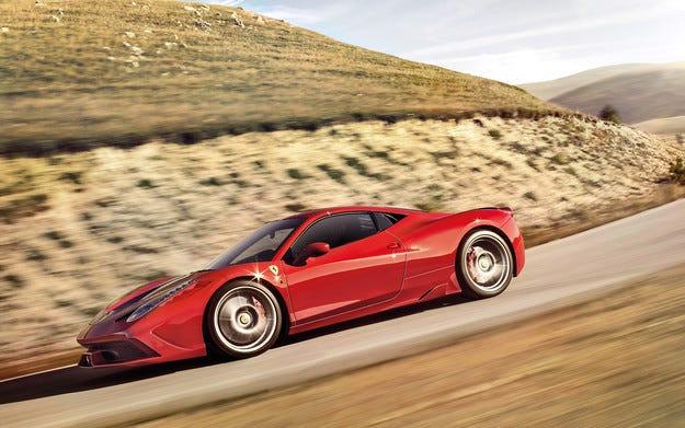 Ferrari разработва бюджетен спортен модел