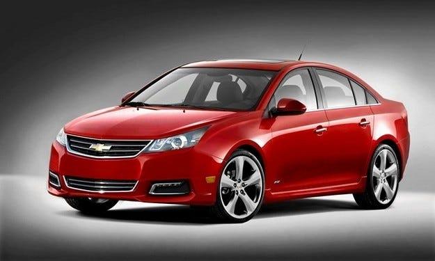 General Motors отзовава нови 33 хиляди автомобила