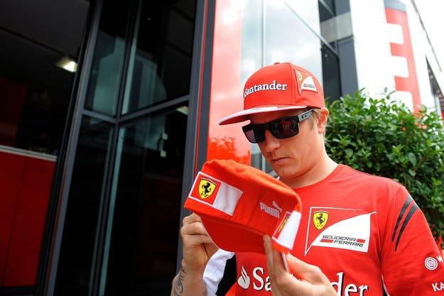 Райконен напуска Формула 1 догодина