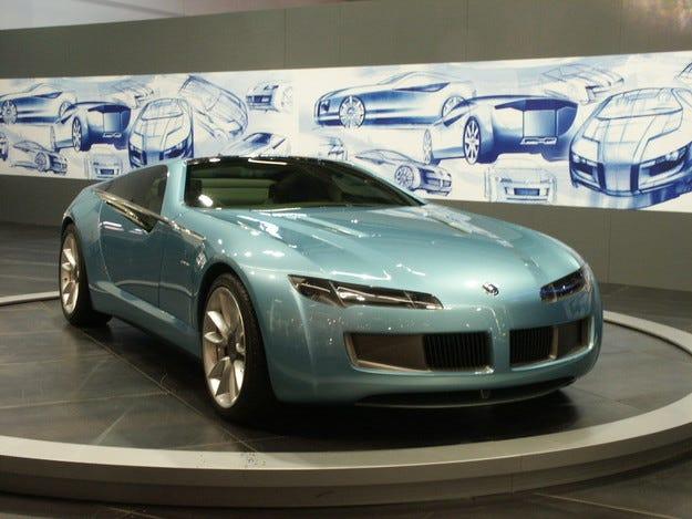 Известната италианска компания Bertone обяви фалит
