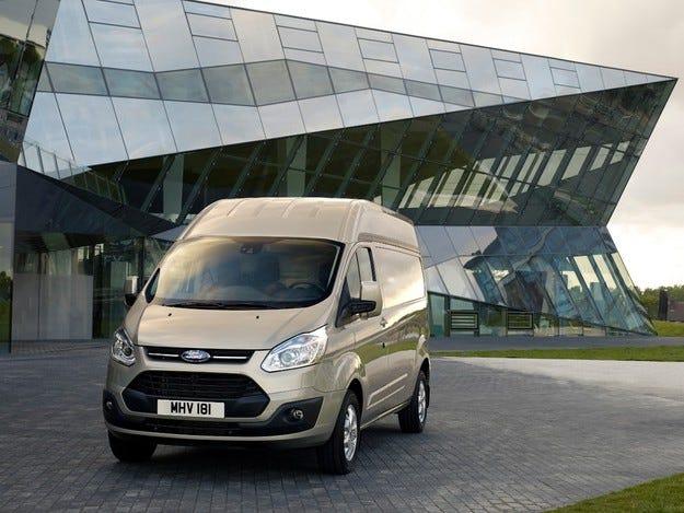 Продажбите на Ford в Европа отбелязват ръст