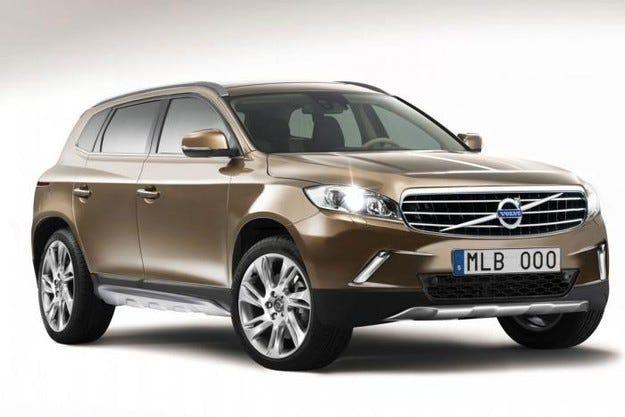 Volvo прекрати сглобяването на първото поколение XC90