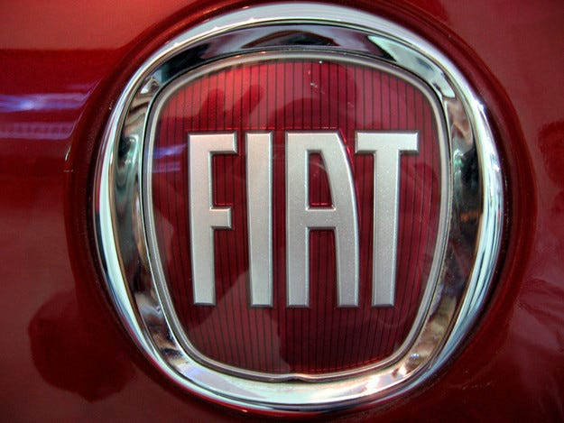 Volkswagen води преговори за покупка на Fiat