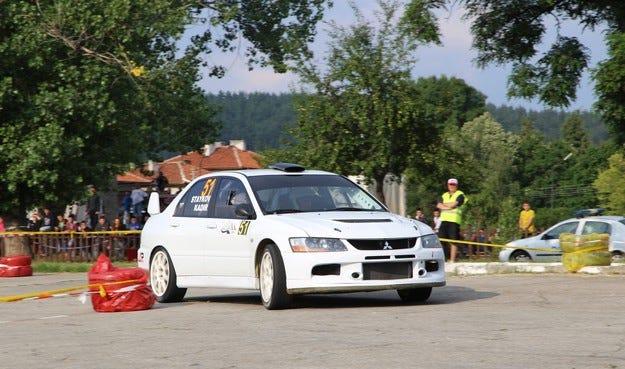 Рали България: Победа за Стайков в националния шампионат