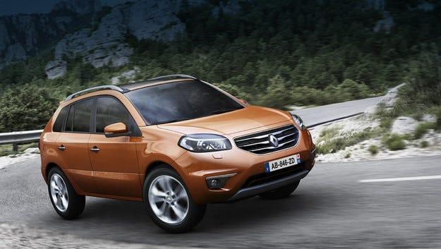 Французите пускат ново поколение Renault Koleos