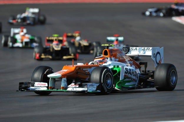 Гран при на Мексико се завръща във Формула 1