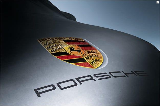 Вървят изпитания на четирицилиндрови мотори на Porsche