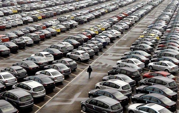 Скок на продажбите на нови автомобили в Германия