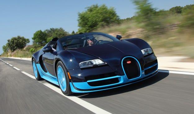 Ясни са нови подробности за наследника на Bugatti Veyron
