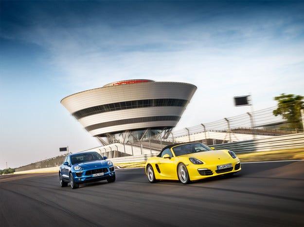 Porsche регистрира рекордна печалба  от 700 млн. евро