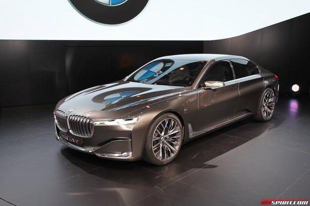 Компанията BMW подготвя по-лека Серия 7