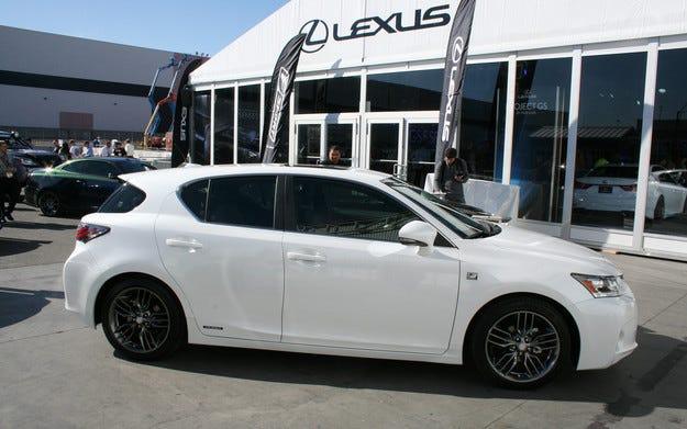 Lexus отново е начело в класация за околна среда