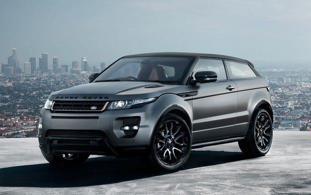 Сервизна кампания за 40 000 автомобила Land Rover