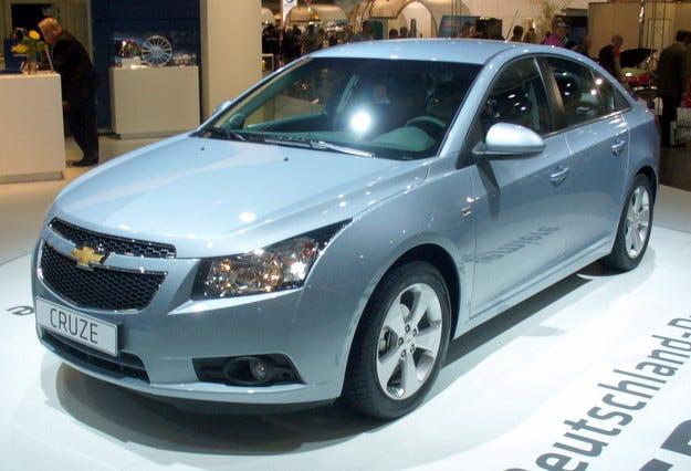 Спадът в руския автомобилен пазар стресна дори и General Motors