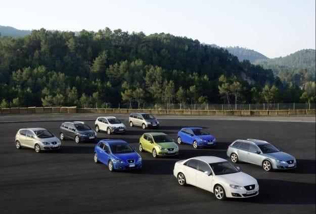 Ръст на продажбите на нови автомобили в Испания