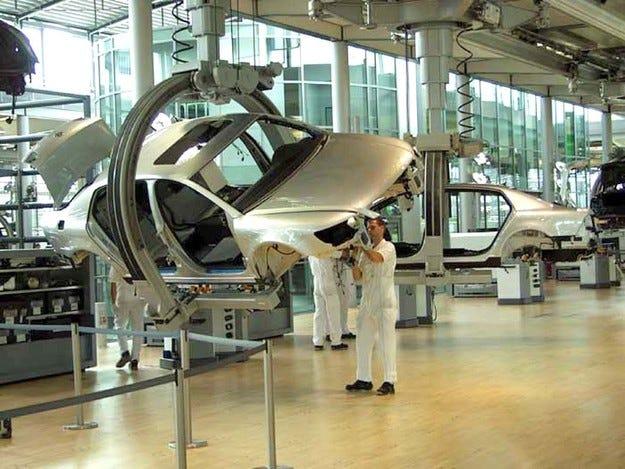 Тайланд e готов да изгражда завод на Volkswagen