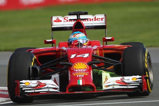 Алонсо: Формула 1 е отегчителна!