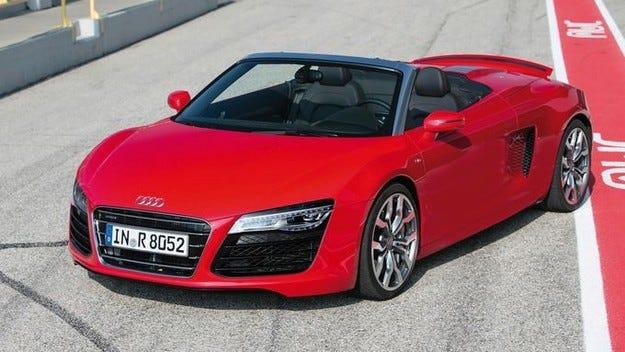 Audi планира споделяне за луксозните модели