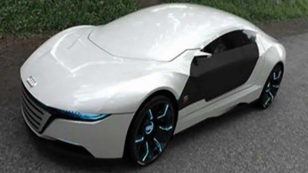 Компанията Audi сменя концепцията на дизайна си