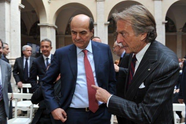 Fiat обезщетява шефа на Ferrari с 27 милиона евро