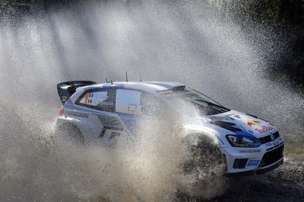 Рали Австралия: Победа за Ожие и титла за VW