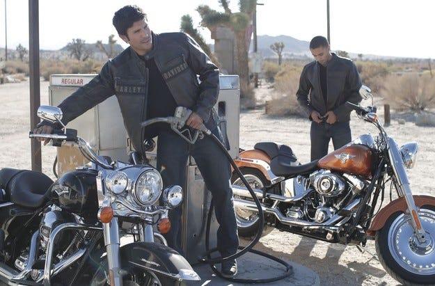 Специални панталони за мотоциклетисти Harley-Davidson