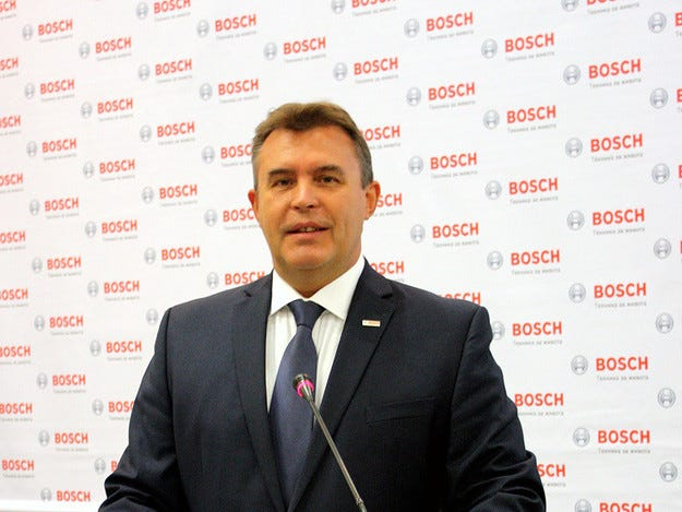 Групата Bosch в България – стабилен и устойчив растеж