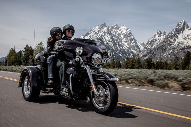 Гамата на Harley-Davidson за 2015 още по-обещаваща
