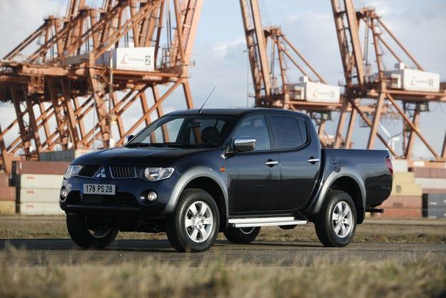 Fiat ще произвежда пикап заедно с Mitsubishi