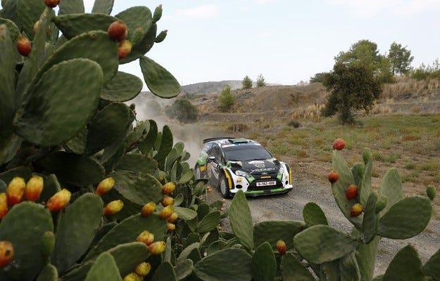 Рали Кипър: Ал-Раджи спечели дебютна победа в ERC