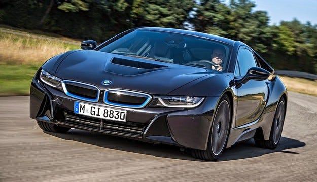Хибридният супер модел BMW i9 идва след две години